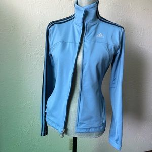 Adidas women's warm up jacket